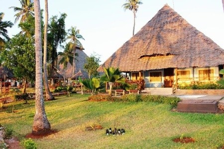 Paradise Beach Resort (4*) - All Inclusive, Zanzibar, Uroa