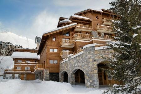 Residence Cgh Ferme Du Val Claret