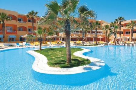 Hotel Caribbean World Djerba - Tunisko  - First Minute