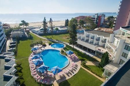 Hotel Avliga Beach - Slunečné pobřeží - dovolená