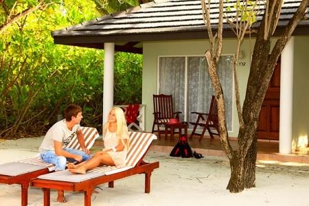 Hotel Sun Island Resort & Spa, Maledivy, Atol Ari