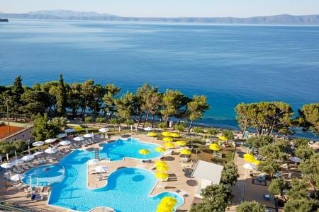 Bluesun Hotel Neptun & Depandance Maslinik*** - Léto 2021 - Last Minute Tučepi - Chorvatsko