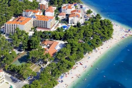 Hotel Horizont - Chorvatsko v červenci