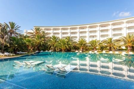 Hotel Blue Oceana Suites - Tunisko v červenci