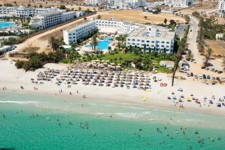 Hotel Thalassa Mahdia & Aquapark - Tunisko v červenci