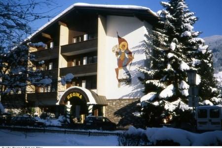 Appartement Regina (Ei) - Rakousko - dovolená