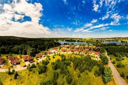 Nová Bystřice - Amenity Resort Česká Kanada - Ubytování Jižní Čechy