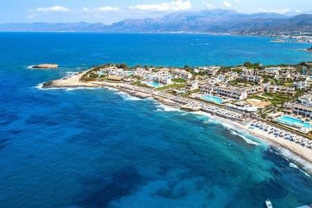 Knossos Royal Beach Resort, Řecko, Kréta