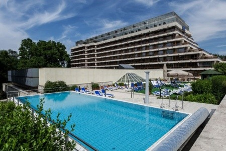 Danubius Health Spa Resort Margitsziget: Rekreační - v prosinci