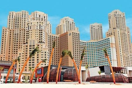 Hotel Amwaj Rotana Jumeirah Beach - Dovolená Dubaj - Dubaj 2021