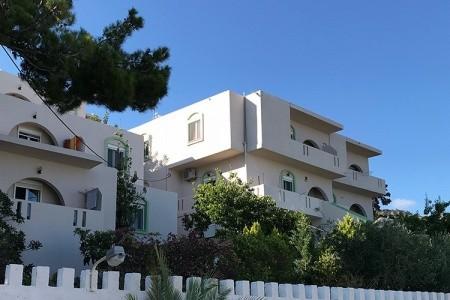 Apartmánový Dům Achlia, Řecko, Kréta