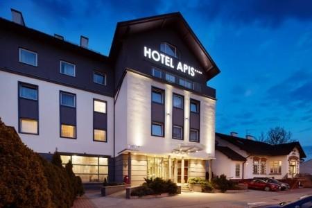 Hotel Apis: Rekreační Pobyt 1 Noc - luxusní dovolená
