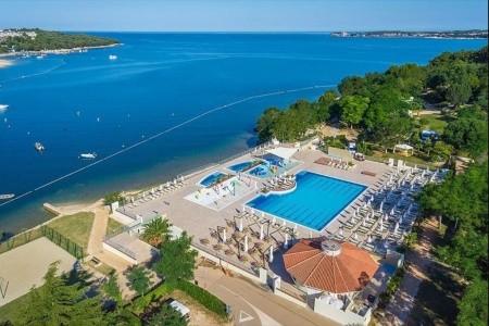 Lanterna Premium Camping Resort ****: Pobyt V Mobilních Domcích Sun Lodge 5 Nocí, Chorvatsko, Poreč