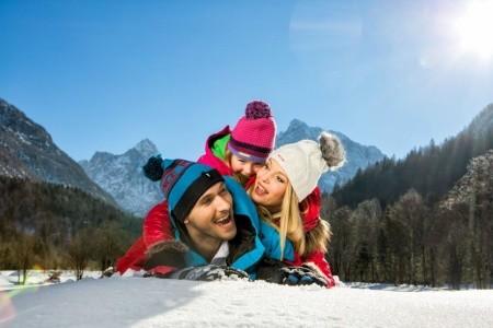 Hotel Kompas: Zimní Pobyt 7 Nocí, Slovinsko, Bled