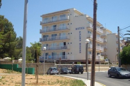 Palma Mazas - Španělsko s polopenzí