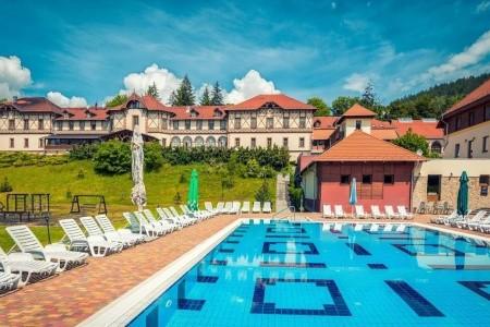 Erzsébet Park Hotel - Maďarsko Last Minute