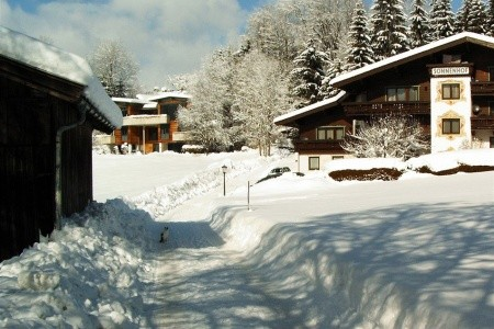 Appartementhaus Sonnenhof (Ei) - zimní dovolená