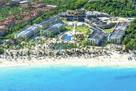 Royalton Punta Cana Resort And Casino - Dominikánská republika v srpnu