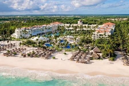 Iberostar Grand Bavaro 5* - Adults Only - Dominikánská republika v srpnu - luxusní dovolená