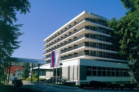 Rikli Balance Hotel (Ex. Golf) - v dubnu