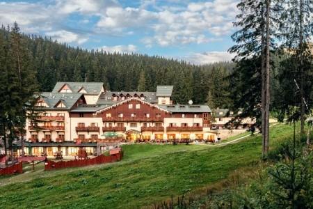 Hotel Ski & Wellness Residence Družba - zimní dovolená