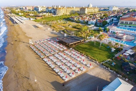 Throne Seagate Belek - all inclusive