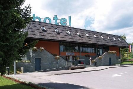 Hotel Grabovac - zimní dovolená