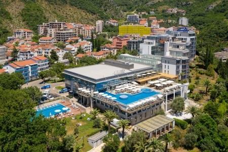 Falkensteiner Hotel Montenegro - dovolená
