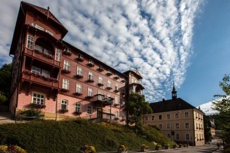 Lázeňský Hotel Terra - Janské Lázně s polopenzí