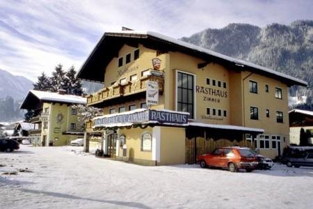 Gasthof Bacher, St. Johann Im Pongau, Rakousko, Salcbursko