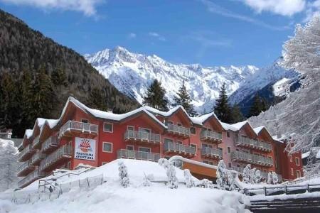Rezidence Adamello Resort, Itálie, Tonale/Ponte di Legno