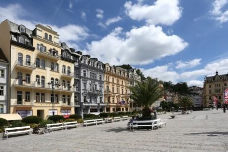 Astoria Hotel & Medical Spa: Posílení Imunity, Atraktivní Dovolená 5 Nocí, Česká republika, Západní Čechy