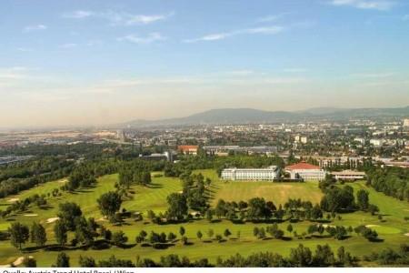 Austria Trend Hotel Bosei - v lednu