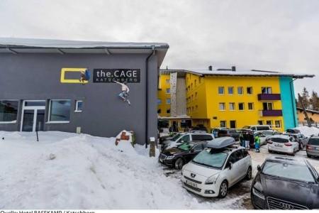 Hotel Basekamp - Katschberg - Rakousko