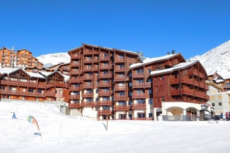 Residence Village Montana, Francie, Val Thorens