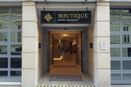 Boutique Hotel Budapešt - Dovolená Budapešť 2021