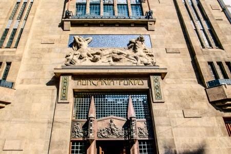Continental Hotel Budapešt Snídaně