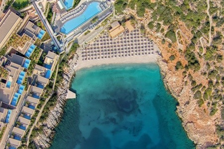 Daios Cove Luxury Hotel - letecky all inclusive