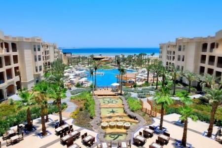 Tropitel Sahl Hashees - Luxusní dovolená
