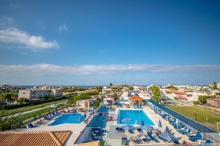 Hotel Triton - Řecko na podzim - slevy