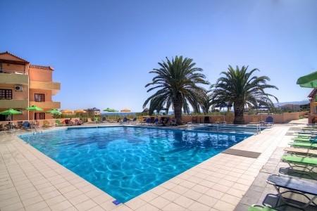 Fereniki Holiday Resort & Spa - letecky z prahy