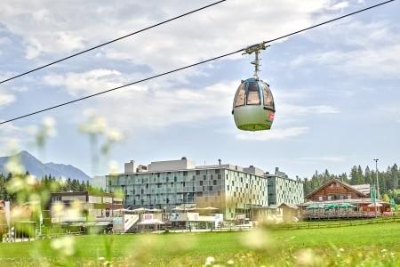 Franz Ferdinand Mountain Resort Nassfeld: Rekreační Pobyt 6 Nocí