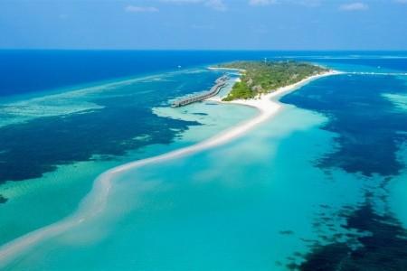 Kuredu Island Resort & Spa 4* 1. Dítě Do 14Ti Let Ubytování A Strava Zdarma, Maledivy, Lhaviyani Atol