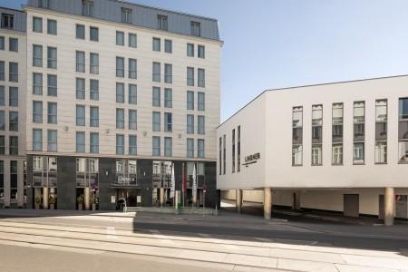 Hotel Lindner Hotel Am Belvedere - v listopadu