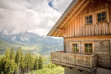 Hotel Almwelt Austria **** - Léto 2021 - v srpnu
