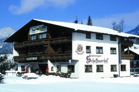 Apartmánový Dům Scheffauerhof - all inclusive