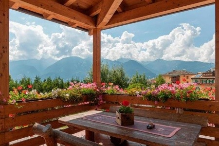 Alla Rocca, Itálie, Val di Fiemme/Obereggen