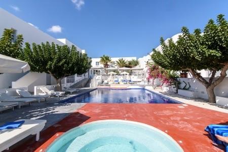 Hotel Rk Beach - Řecko v létě