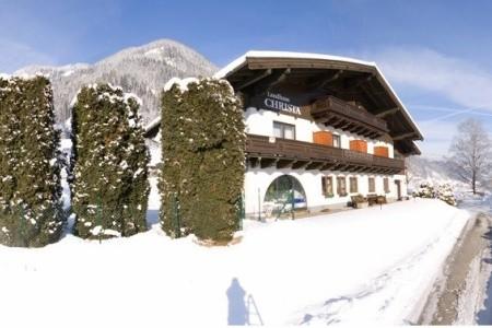Lyžování V Rakousku - Maishofen - Penzion Christa A Jeho Dep - v květnu