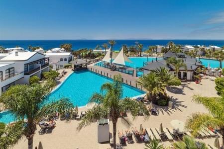 H10 Rubicon Palace, Kanárské ostrovy, Lanzarote